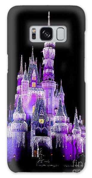 Cinderella's Castle Galaxy Case