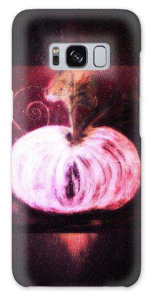 Cinderella's Pumpkin  Galaxy Case