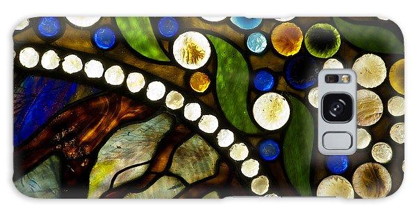 Circles Of Glass Galaxy Case