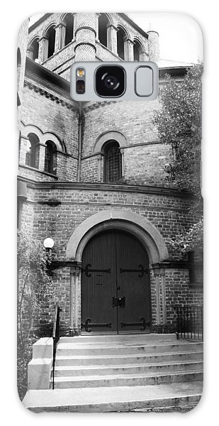 Circular Church Of Charleston Sc Galaxy Case