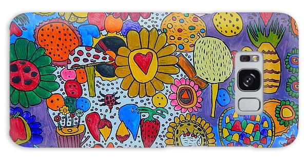 Circus Galaxy Case by Artists With Autism Inc