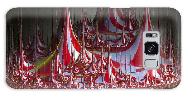 Circus-circus Galaxy Case by Melissa Messick