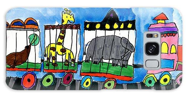 Circus Train Galaxy Case