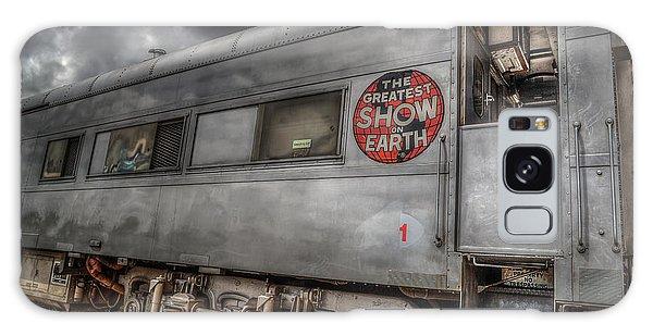 Circus Train Galaxy Case by Ray Congrove