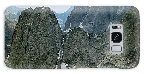 209615-cirque Of Towers, Wind Rivers, Wy Galaxy Case