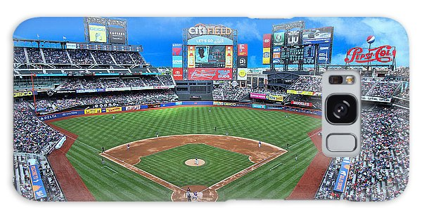 Citi Field - Home Of The N Y Mets Galaxy Case