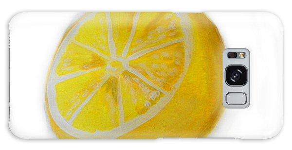 Citrus Galaxy Case by Marisela Mungia