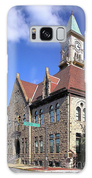 City Hall - Johnstown Pa Galaxy Case