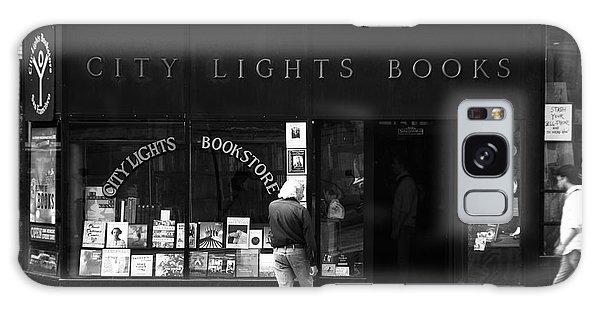 City Lights Bookstore - San Francisco Galaxy Case