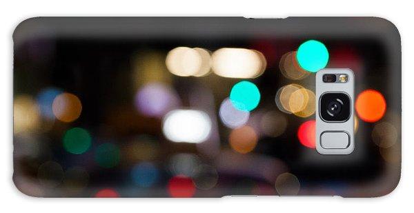 Building Galaxy Case - City Lights  by John Farnan