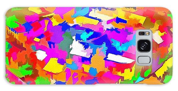 City Of Colours Galaxy Case by Maciek Froncisz