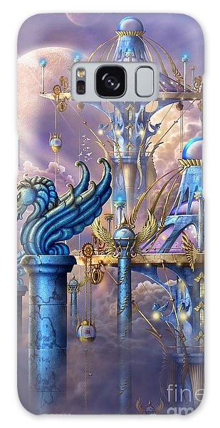 City Of Swords Galaxy Case by Ciro Marchetti