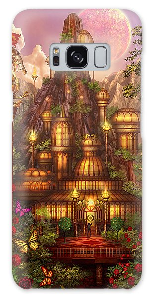 City Of Wands Galaxy Case