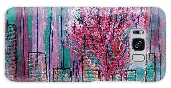 City Pear Tree Galaxy Case