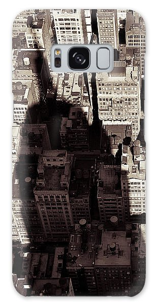 The Empire Galaxy Case - City Shadow by Dave Bowman