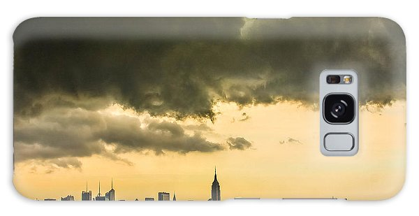 City Storm Wide Galaxy Case