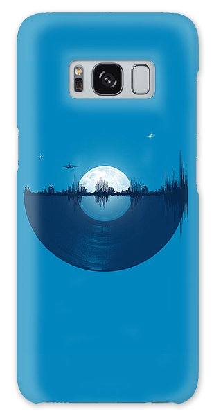 Place Galaxy Case - City Tunes by Neelanjana  Bandyopadhyay