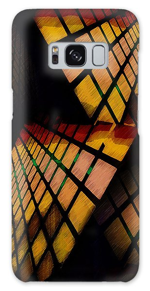 City View Abstract Galaxy Case