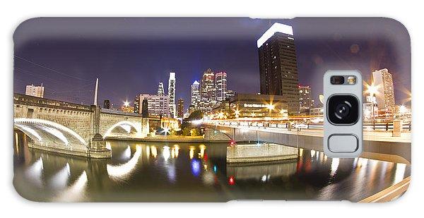 City's Reflection Galaxy Case