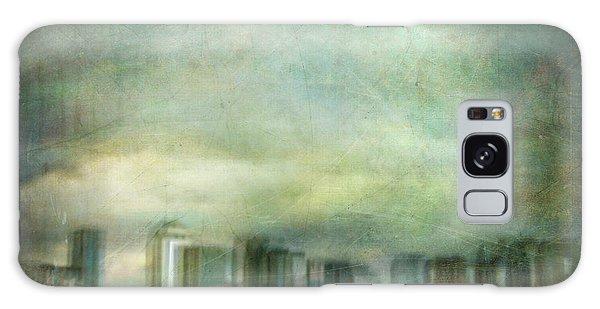 Cityscape #32. Chrystalhenge Galaxy Case by Alfredo Gonzalez
