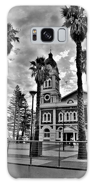 Civic Splendour - Glenelg Beach - Australia Galaxy Case