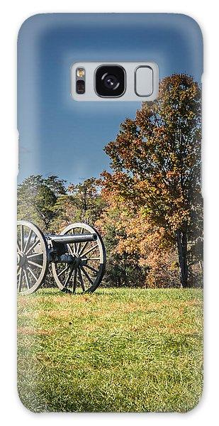 Civil War Cannon Galaxy Case