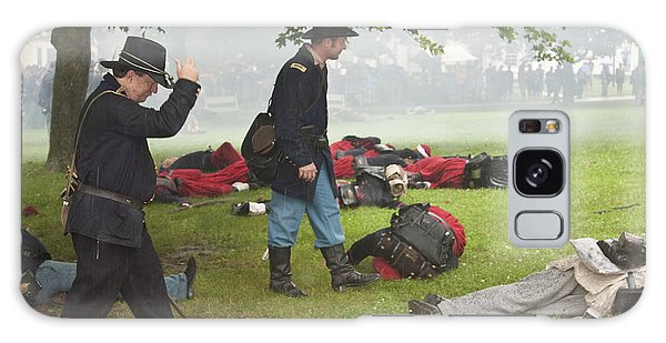 Civil War Reenactment 4 Galaxy Case