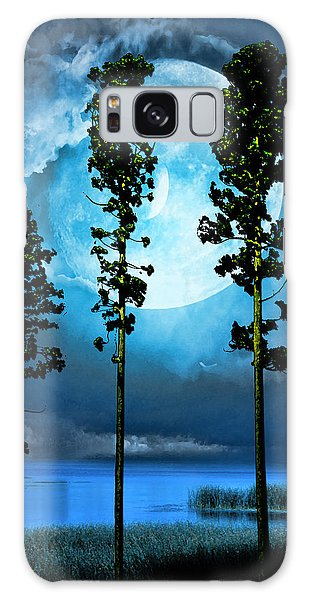 Clair De Lune Galaxy Case