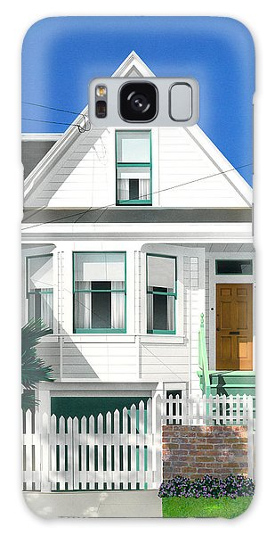 House Galaxy Case - Clapperboard House by MGL Meiklejohn Graphics Licensing