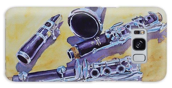 Clarinet Candy Galaxy Case