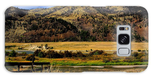 Clark Fork River Galaxy Case