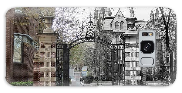 Class Of 1893 Memorial Gate Galaxy Case