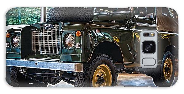 Classic 1969 Land Rover Series IIa Galaxy Case