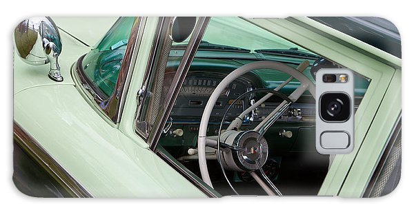 Classic Automobile Interior Galaxy Case by Mick Flynn