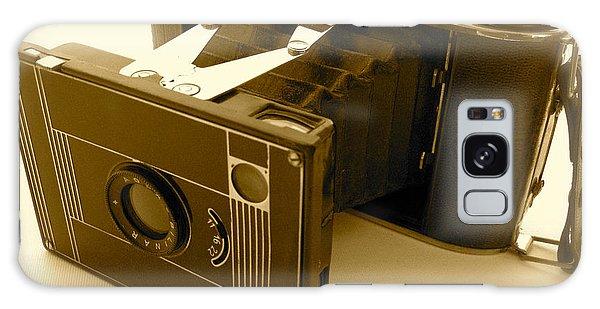 Classic Bellows Folding Camera Galaxy Case