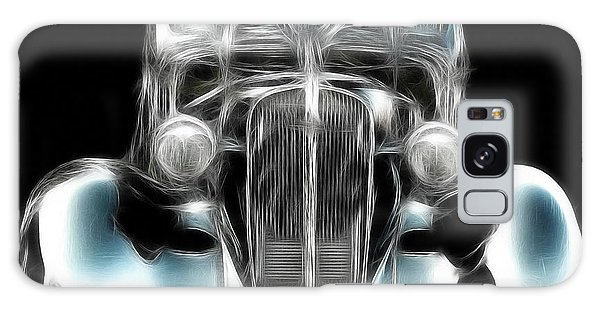 Classic Car Abstract Galaxy Case by JRP Photography