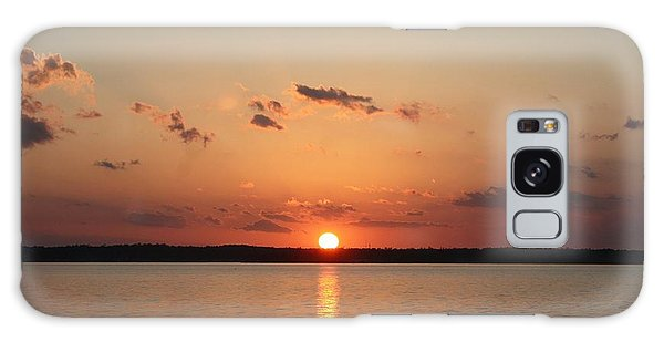Classic Lake Sunset Galaxy Case