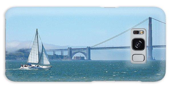 Classic San Francisco Bay Galaxy Case
