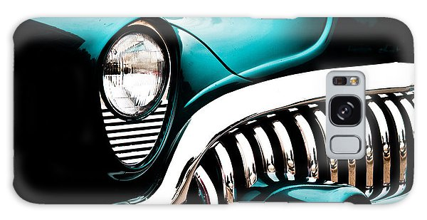 Classic Turquoise Buick Galaxy Case