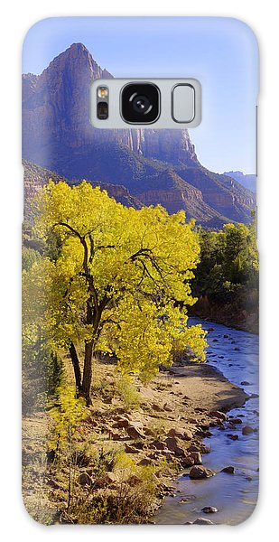 Geology Galaxy Case - Classic Zion by Chad Dutson