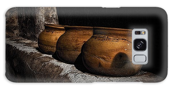 Clay Pots  ... Galaxy Case by Chuck Caramella