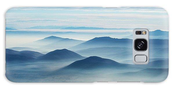 Layers Galaxy Case - Clean Air by Ivo Vuk