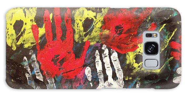 Clean Hands Galaxy Case