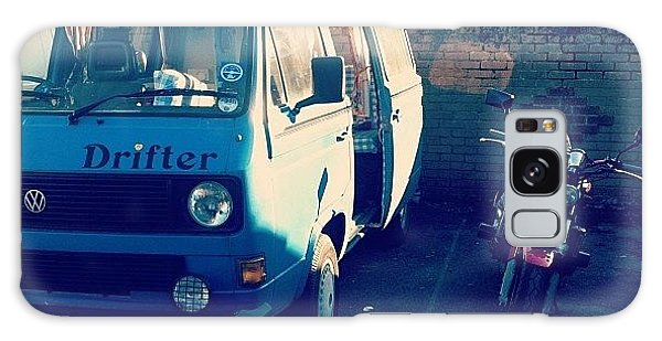 Vw Camper Galaxy Case - Cleaned And Polished The Camper Ready by Ash Hughes