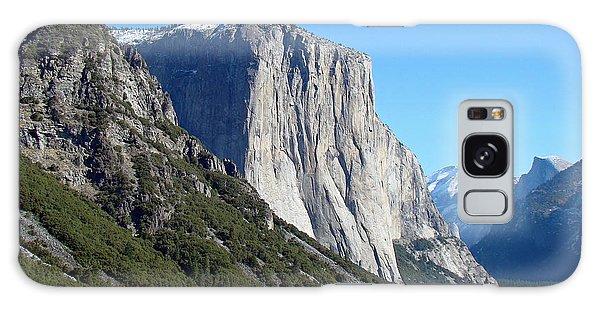 Eternal Yosemite Galaxy Case by Walter Fahmy