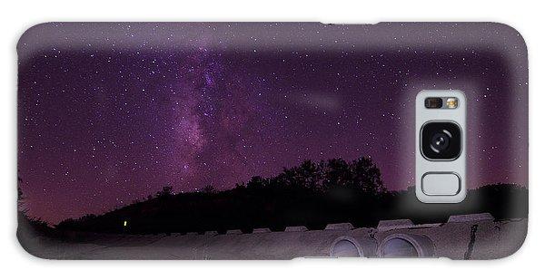 Clear Skies Galaxy Case