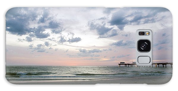 Clearwater Fishing Pier Galaxy Case
