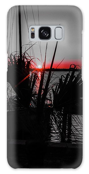 Clearwater Sunrise Galaxy Case
