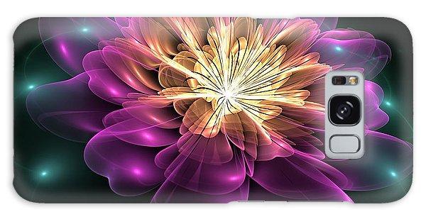 Clematis Magica Galaxy Case by Svetlana Nikolova