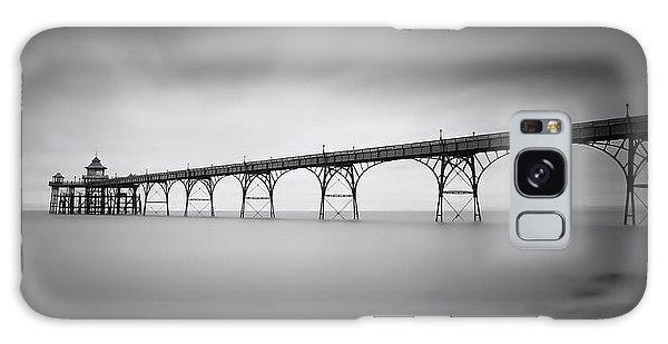 Dock Galaxy S8 Case - Clevedon Pier by Catalin Alexandru